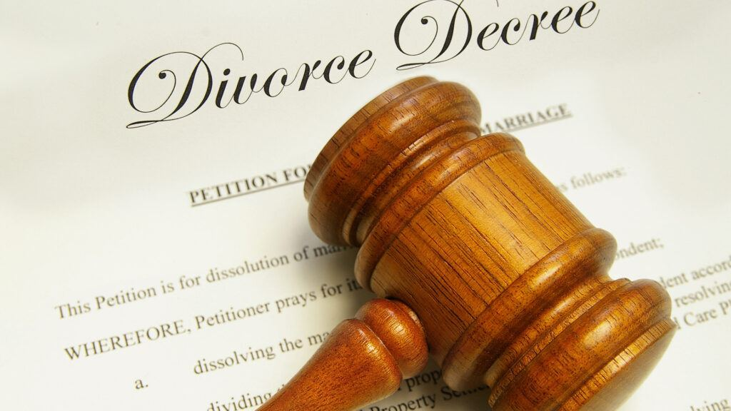 divorce stimulus check